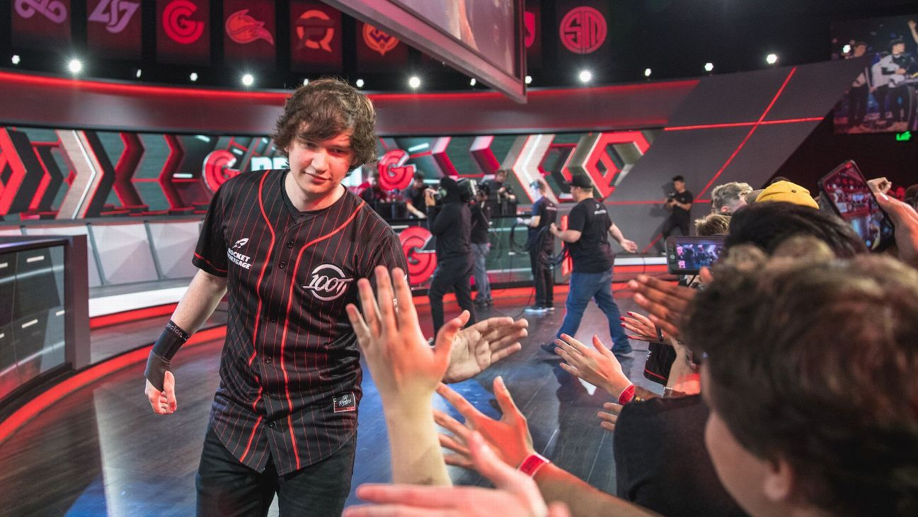 100 Thieves trades Meteos to FlyQuest