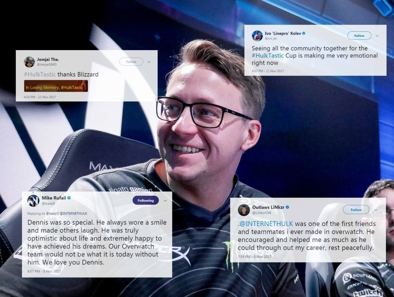 Around the web: Community mourns the death of INTERNETHULK, celebrates his legacy