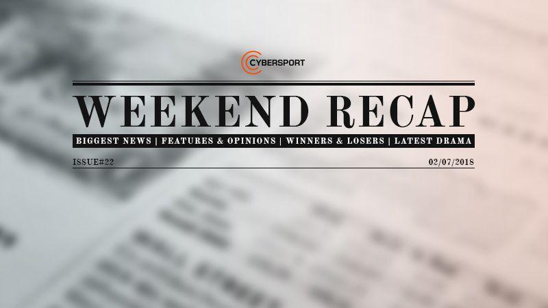 Counter-Strike Association revealed among PGI action: Weekend Recap | News