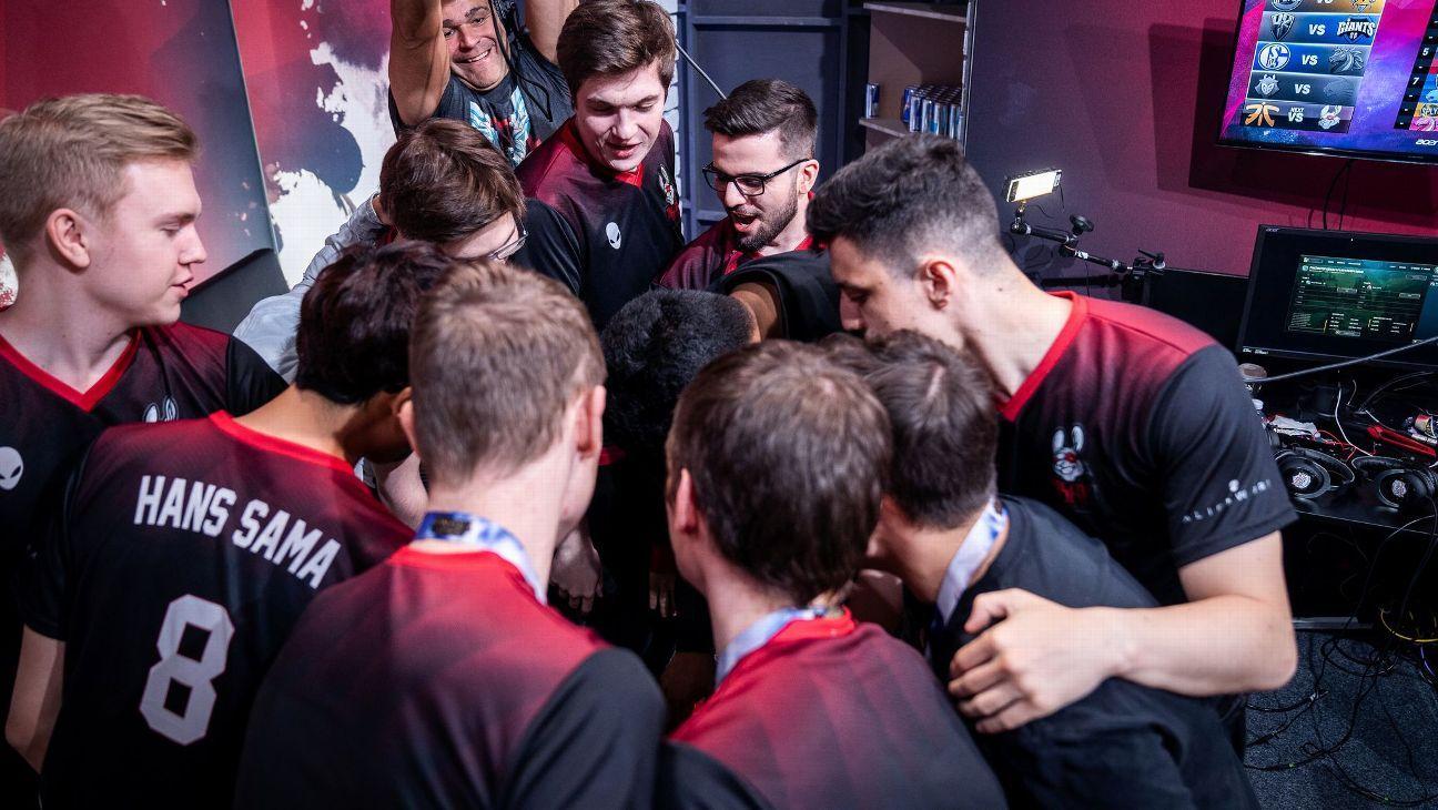 European League Championship Series - Week 3 Day 2