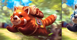 Here are the red panda items currently in Dota 2 | | eSport24