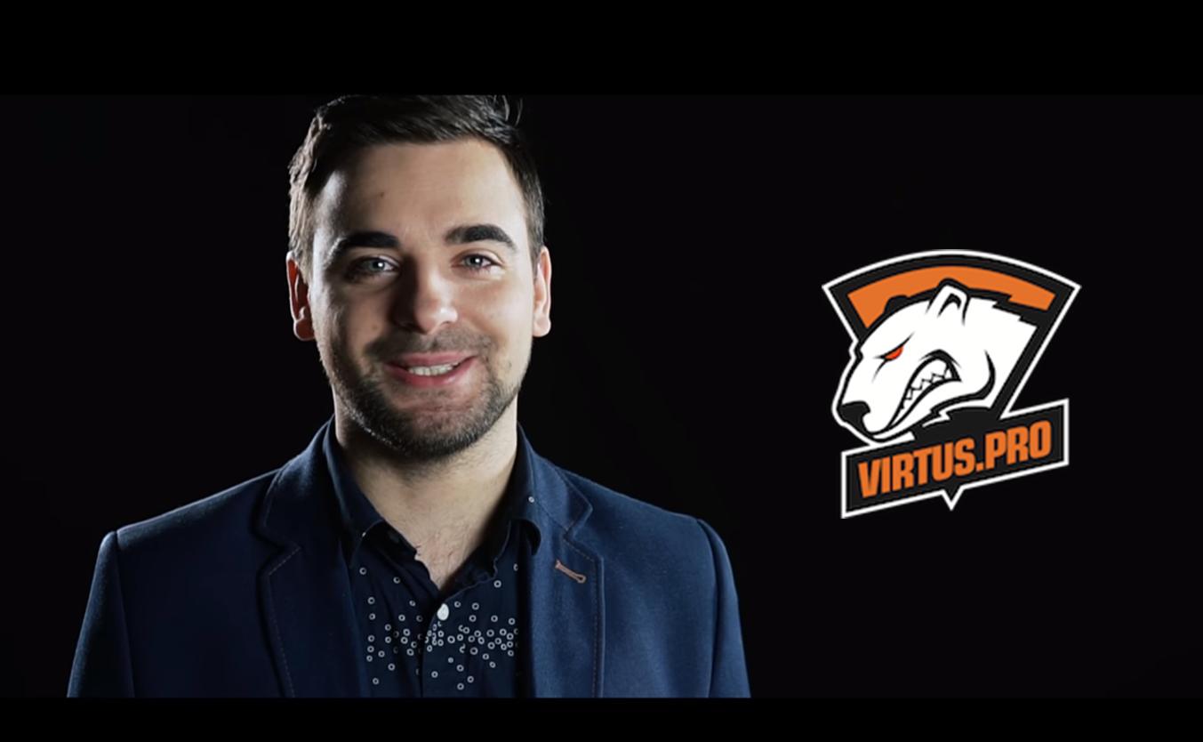 KubiK joins Virtus.pro as an analyst   News
