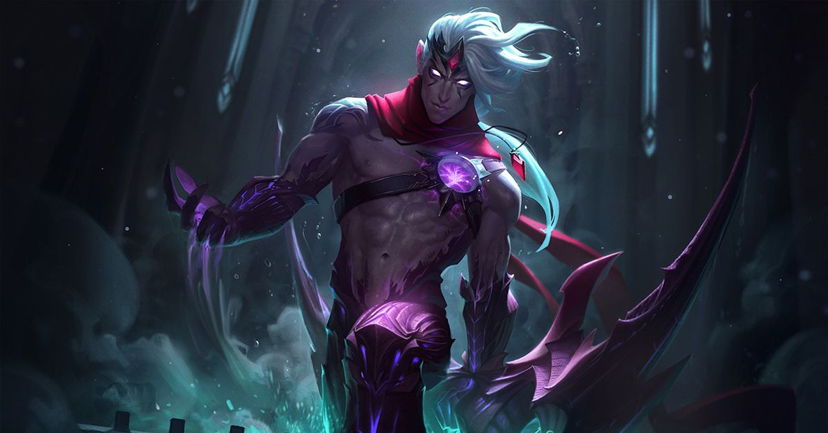 League of Legends patch 8.13 change list