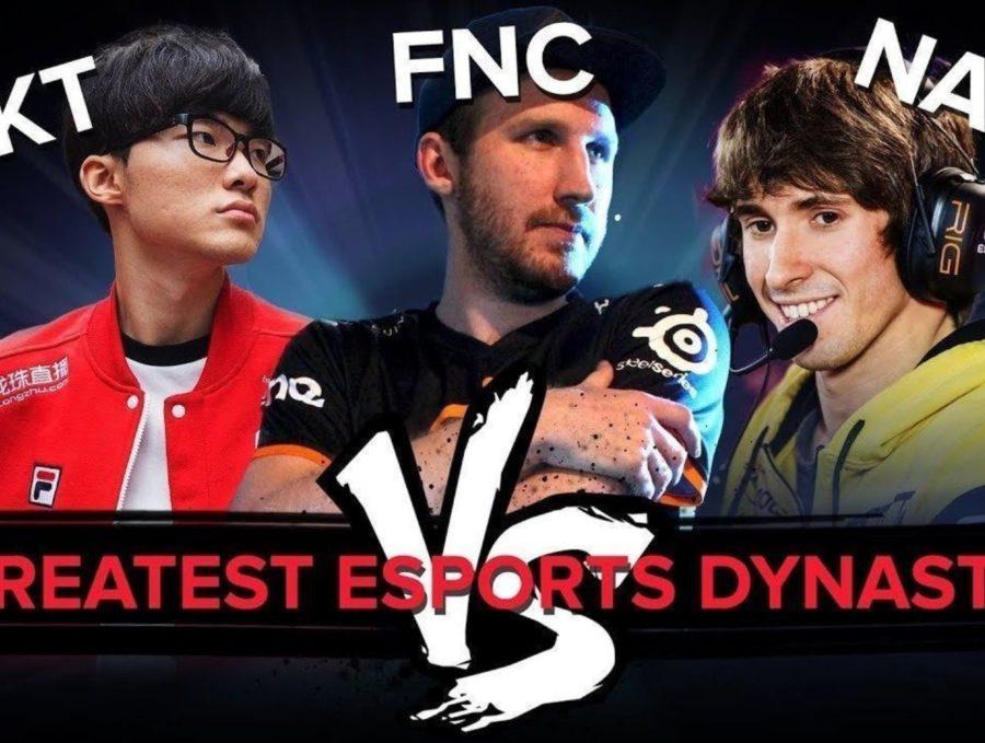 LoL vs CS:GO vs Dota 2: Who has the greatest esports dynasty?
