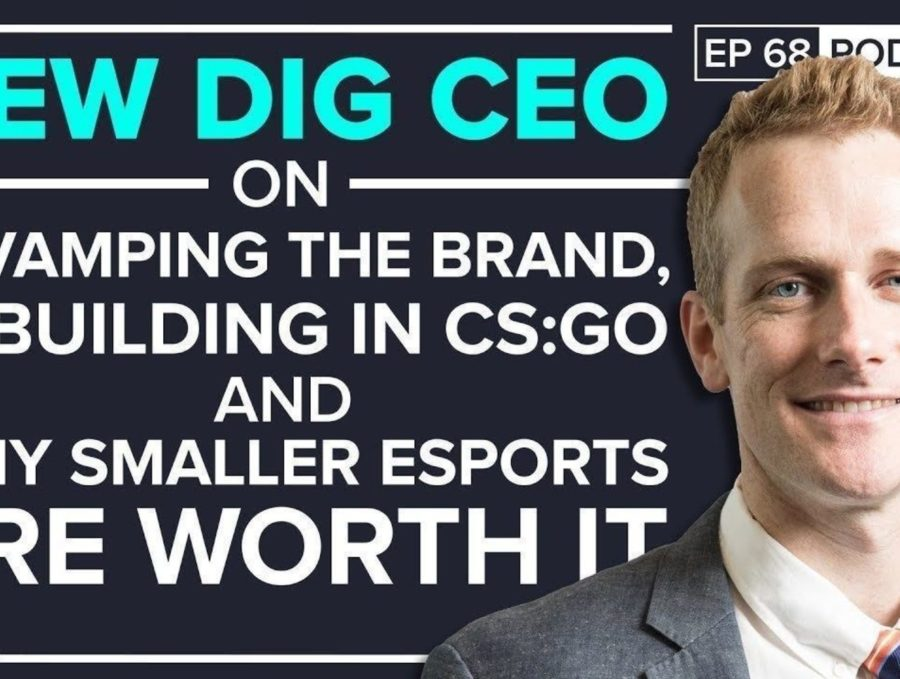 New Dig CEO on returning to CS:GO: 'You're either going to come in and try to buy the best team in the world... or you're going to look to develop and nurture talent'