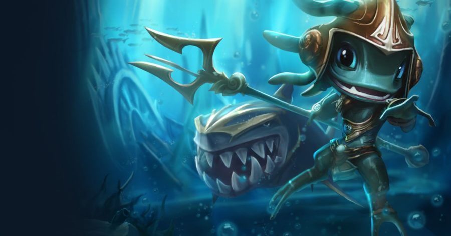 Patch 8.14 changes how Fizz's Seastone Trident empowered attacks work