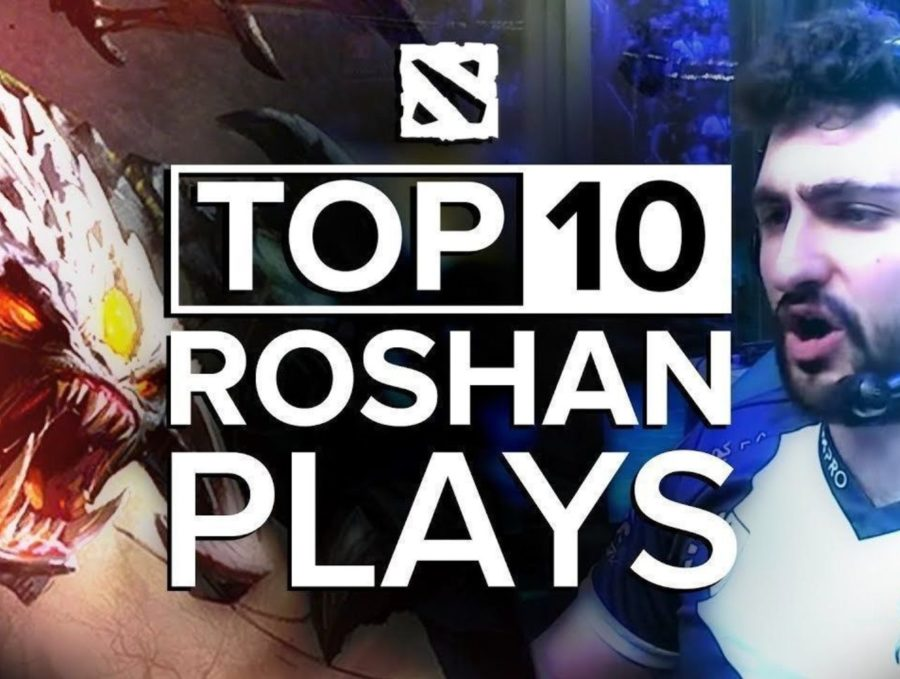 The Top 10 Roshan Plays