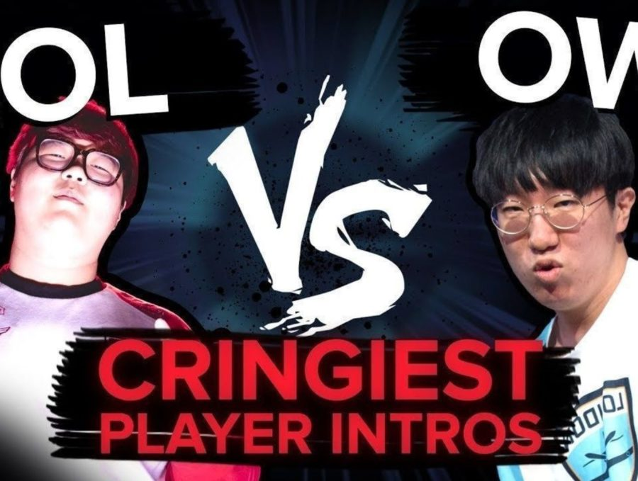The most cringe-worthy player intros: League of Legends VS Overwatch