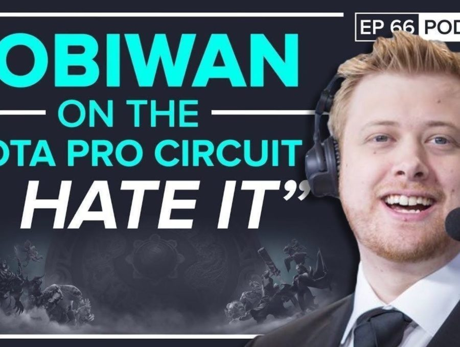 TobiWan on: Everything wrong with the Dota Pro Circuit, why TI needs to be more international and why Fortnite and PUBG won't last forever