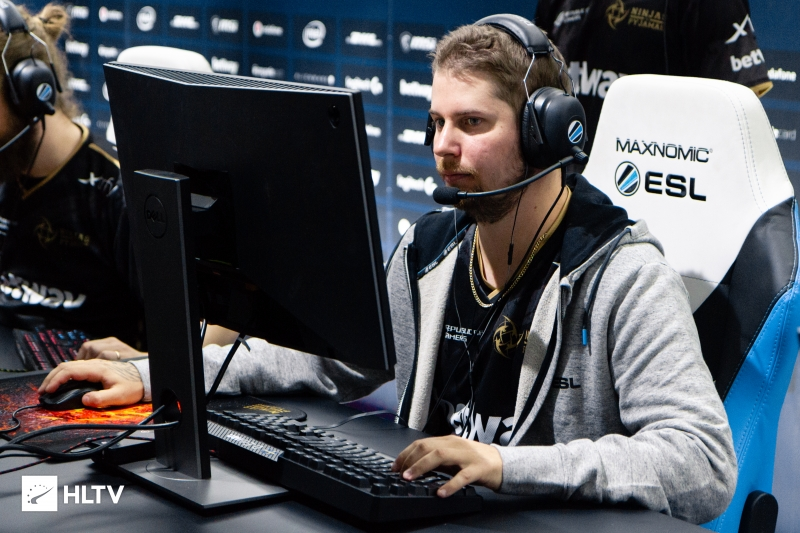 """dennis: """"I wanted to play in the arena, but the main goal is the Major"""""""