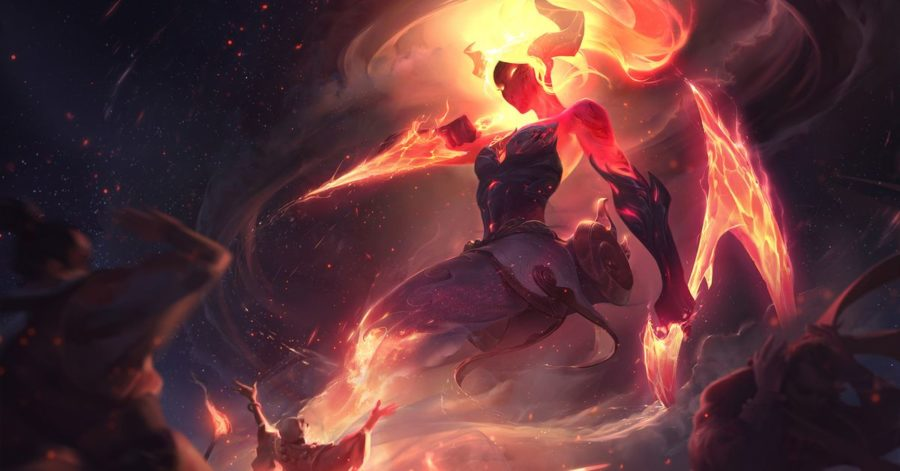 Akali's E can be activated again at any range ... and that's dangerous
