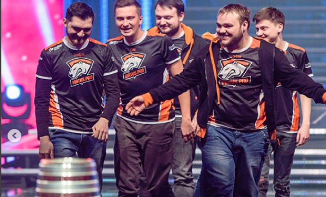 Dota 2 News: Virtus.pro to defend title at ESL One Hamburg 2018