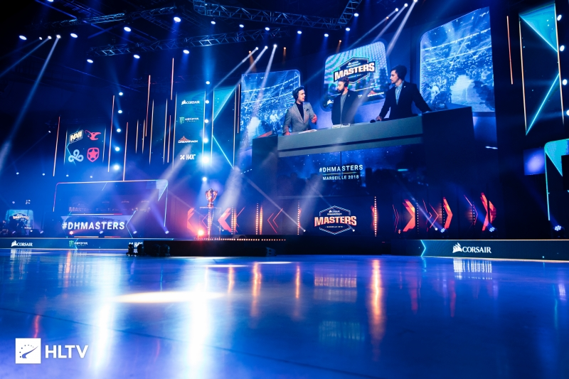 DreamHack Masters Stockholm to feature bo3 elimination matches