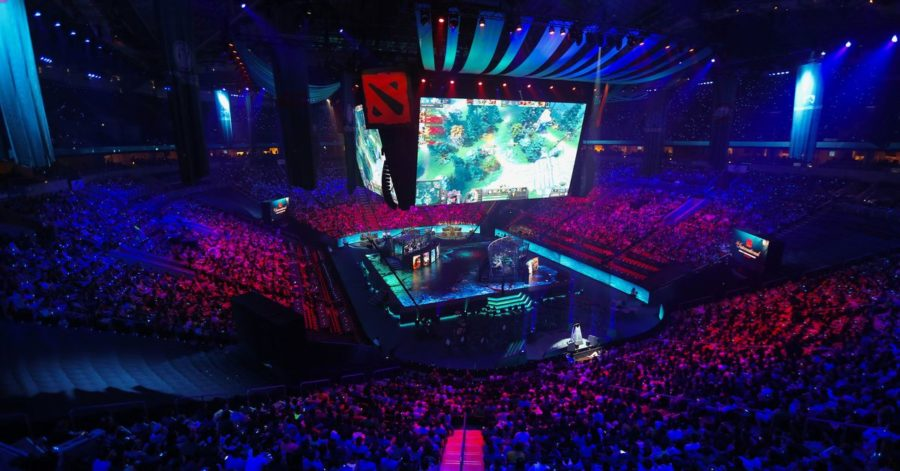 The International 8 main event schedule and results