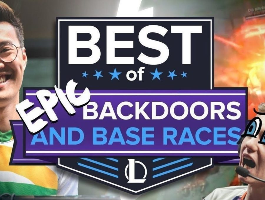 Best of Backdoors and Base Races in League of Legends