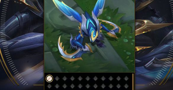 Championship Kha'Zix will have chromas for each Worlds team
