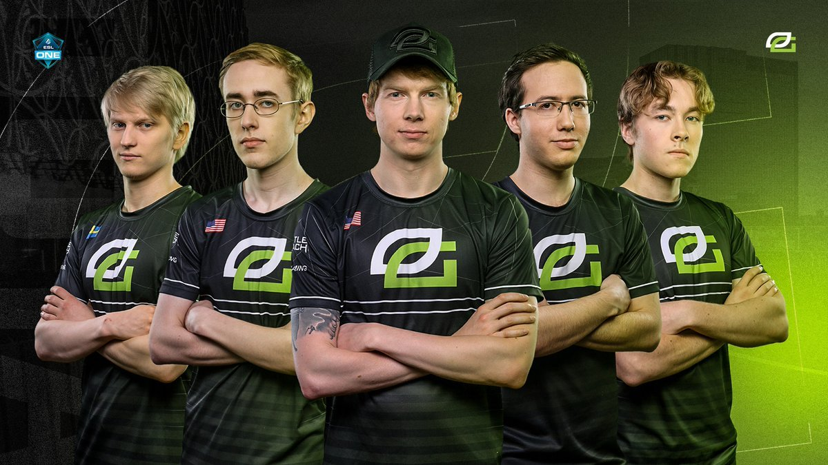 Dota 2 News: Optic Gaming release their 2017-2018 roster