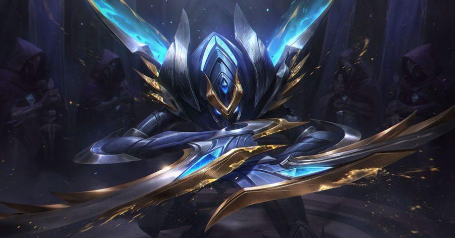 Kha'Zix is getting the 2018 Championship skin