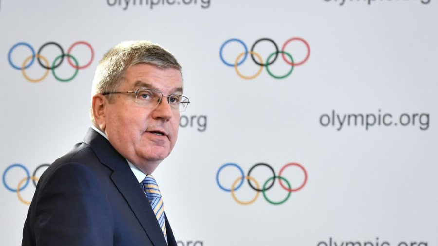 "No esports at Olympics until ""violence'"" removed: IOC President"