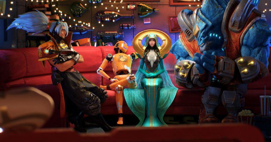 Odyssey Kayn, Sona, Jinx, Yasuo, Ziggs and Malphite revealed in cinematic