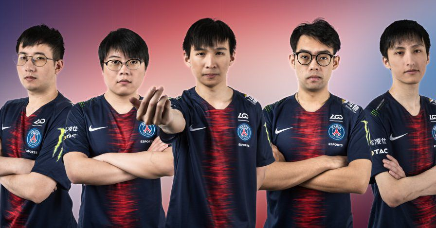 PSG.LGD keeps roster for upcoming Dota 2 season