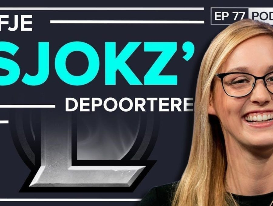 Sjokz: 'If League of Legends necessarily isn't growing as explosively anymore, esports definitely is'