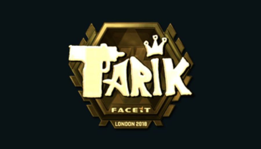 Tarik gets a new London Major sticker in Aug. 31 patch | News