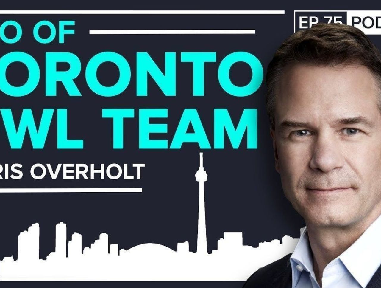 Toronto OWL franchise CEO talks winning over local fans, whether esports will ever be in the Olympics