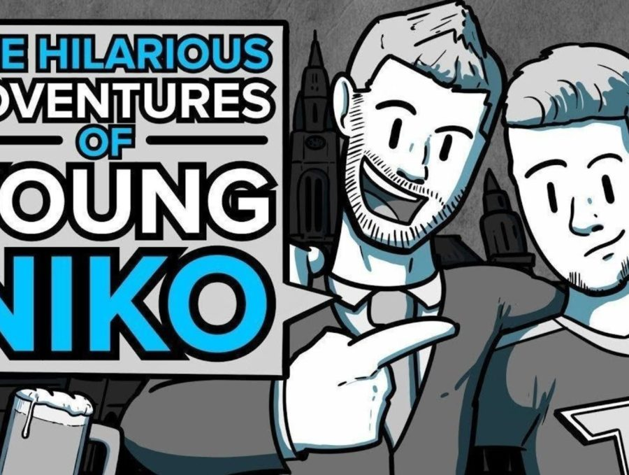 """Esports Animated: The Hilarious Adventures of Young NiKo, as Told by Janko """"YNk"""" Paunović"""