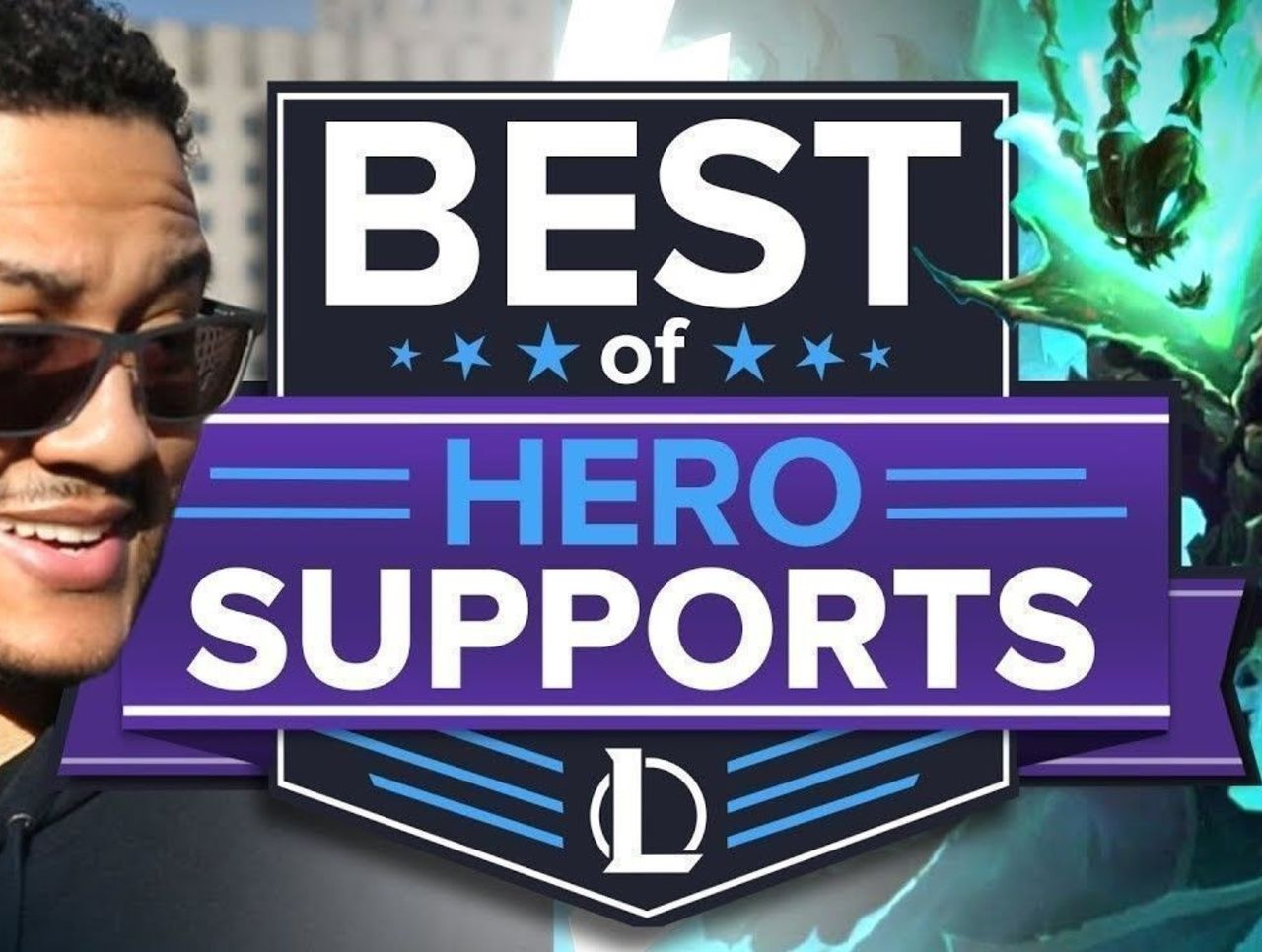 Hero Supports: Best League of Legends Support Plays of All