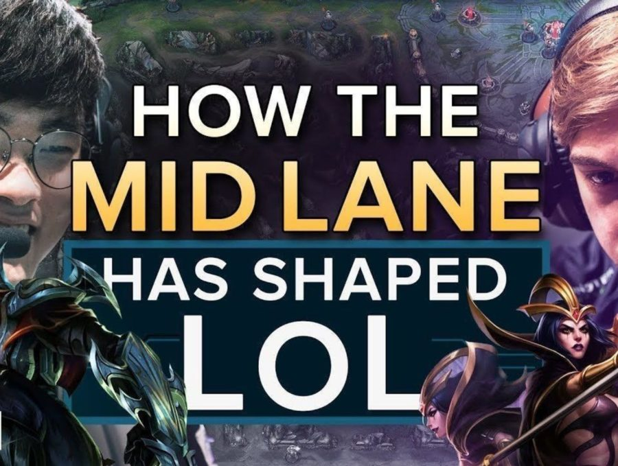 How the mid lane has shaped League of Legends