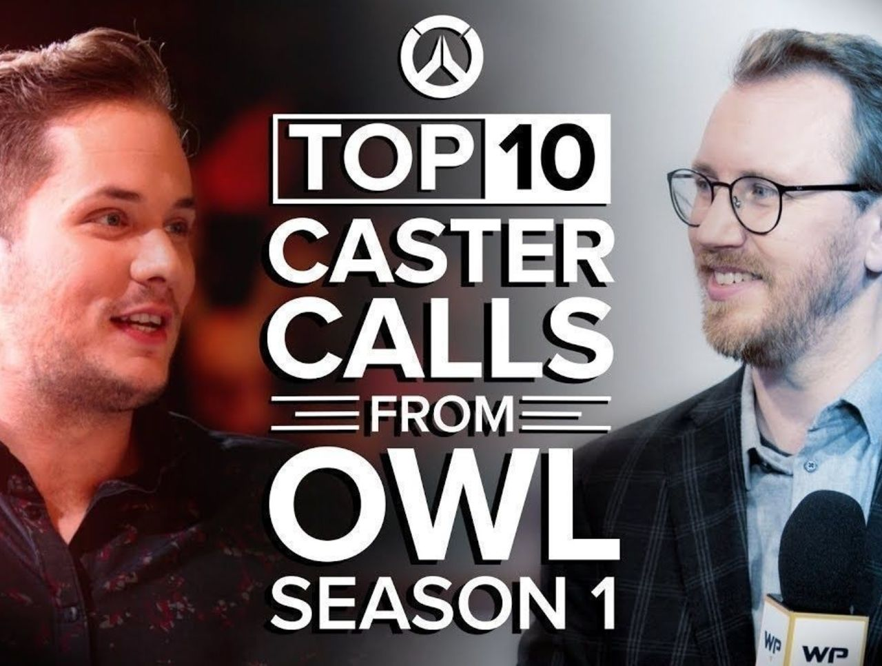 Top 10 Caster Calls from OWL Season 1