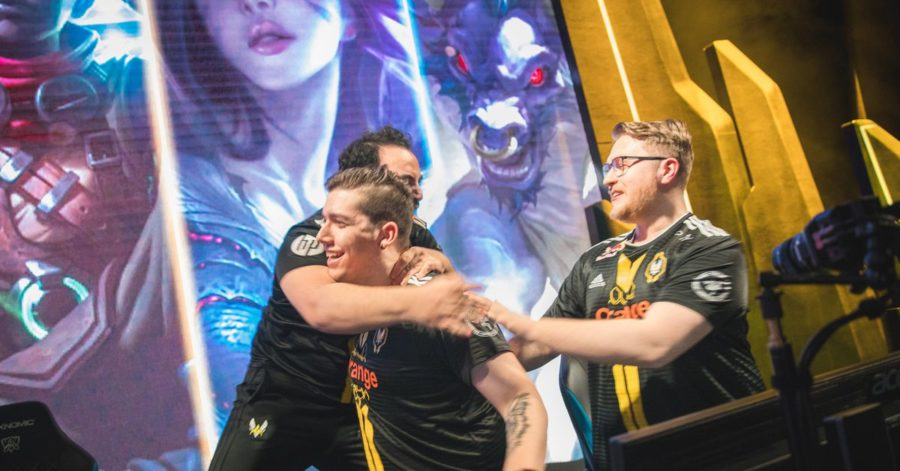 Worlds 2018: A Lightning Round with Team Vitality's Jactroll