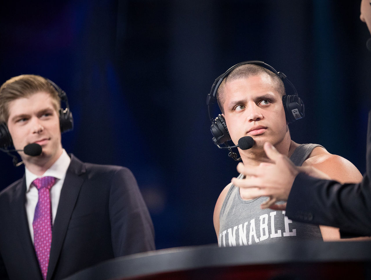 theScore esports Daily (Oct. 18): Tyler1 and imaqtpie to star in WWE showmatch, Wikipedia drops 'eSports'
