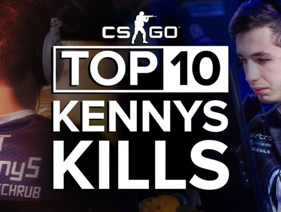 The Top 10 KennyS Kills