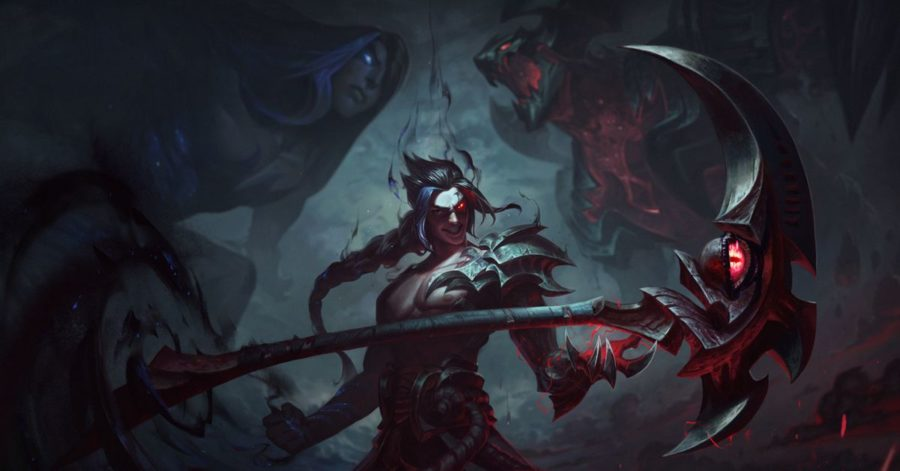What League of Legends champion is the scariest?