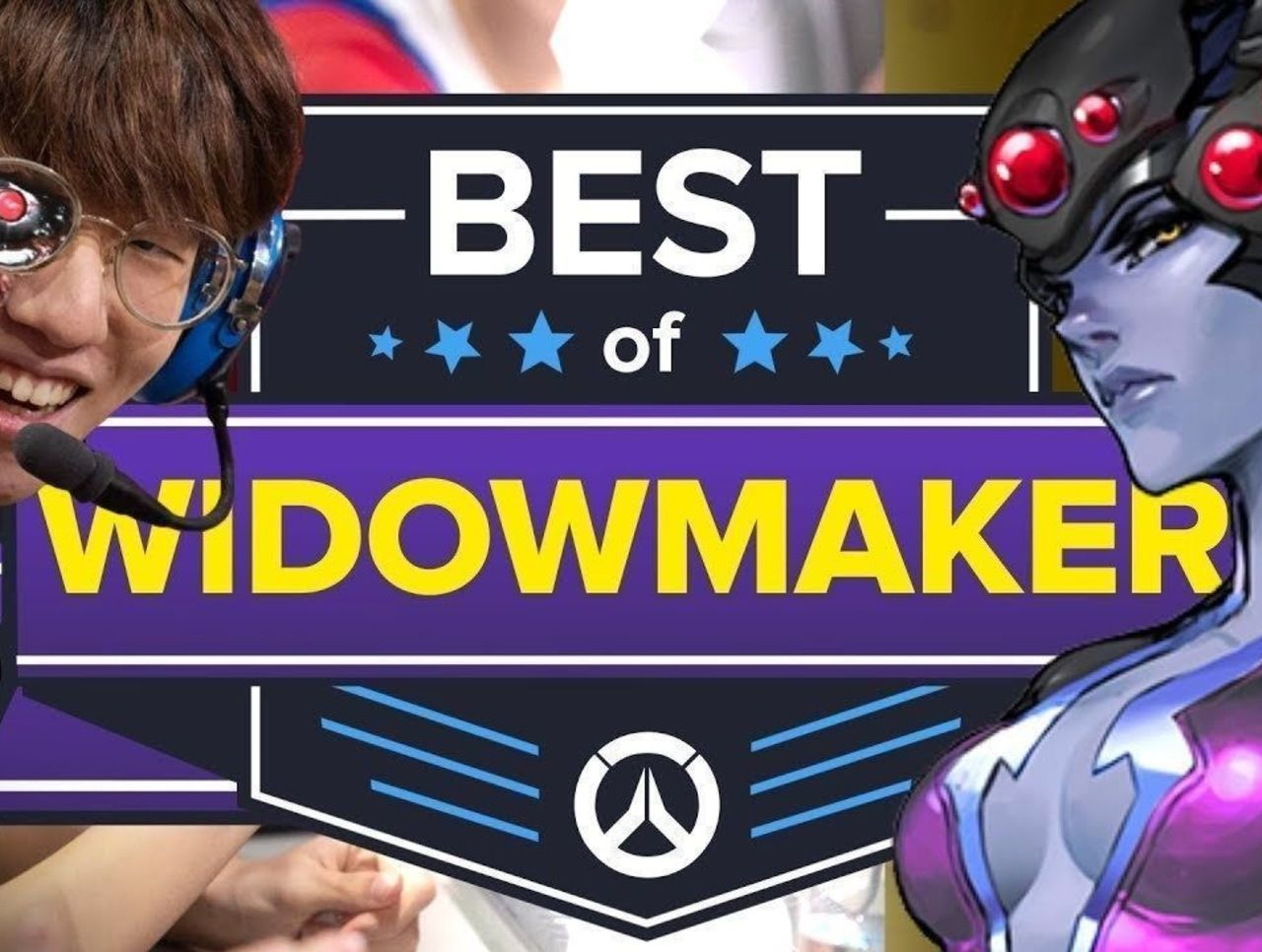 The Best Widowmaker Snipes, Flicks and Multi-Kills From the Overwatch League