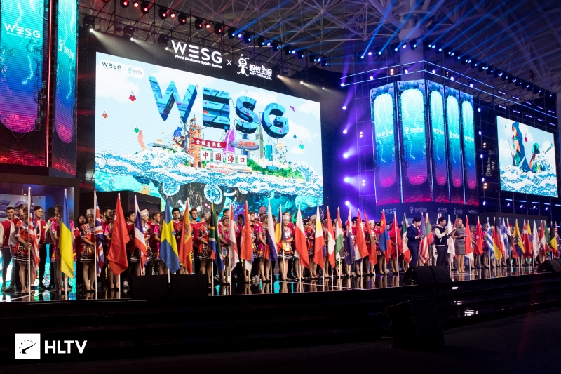 WESG World Finals key storylines