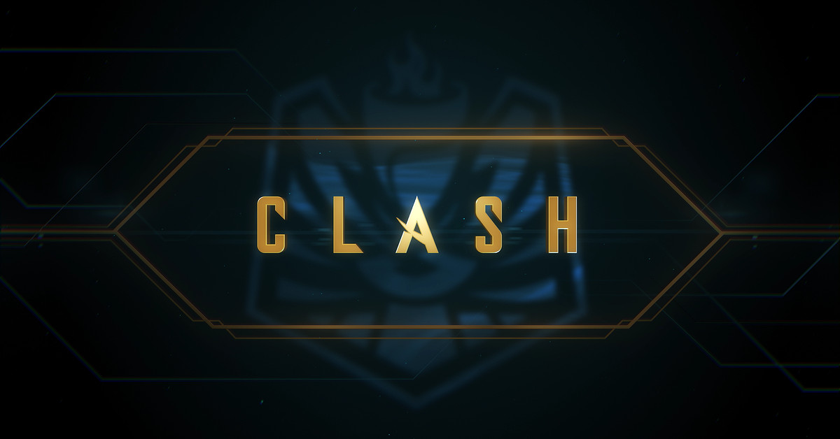 Clash returns to League of Legends in a weekend test for NA