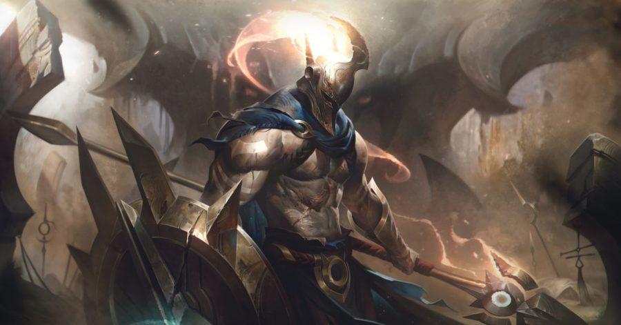 Pantheon champion guide: Grand Starfalling into lane