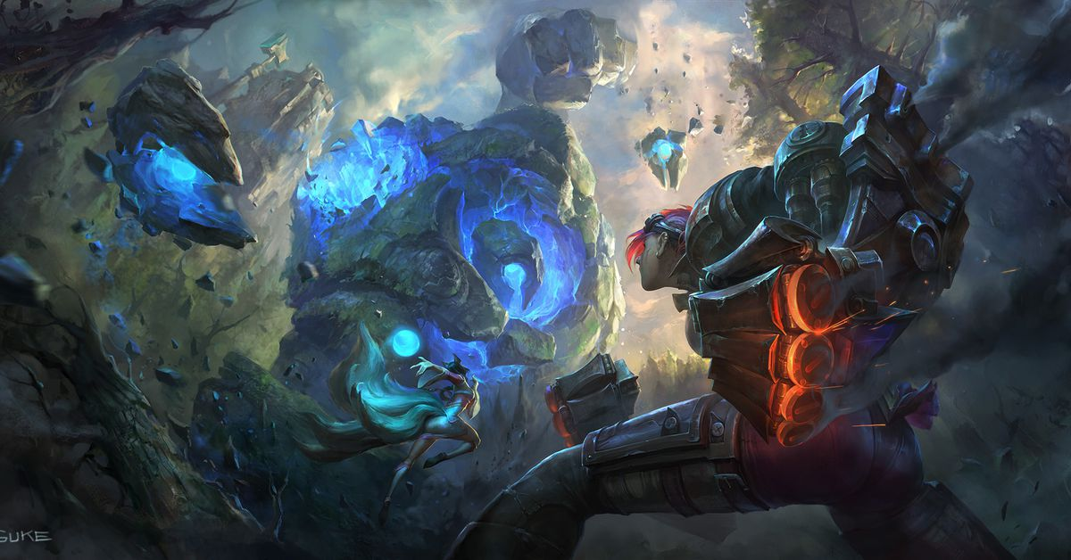 League of Legends has nearly 8 million peak daily concurrent players globally, says Riot