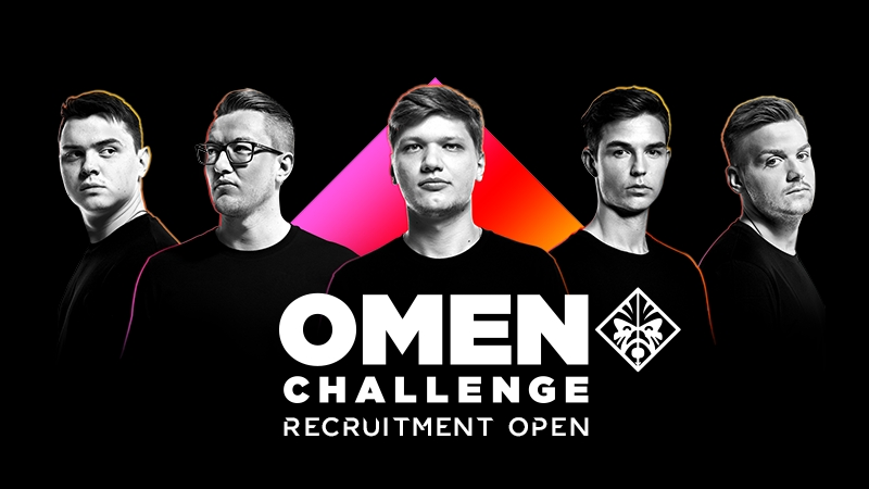Recruitment underway for OMEN Challenge presented by HLTV