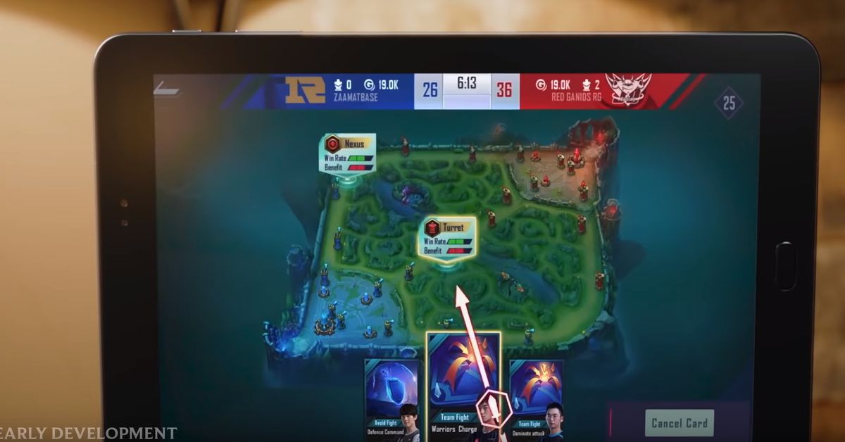 League of Legends Esports Manager will let you run your own virtual esports org