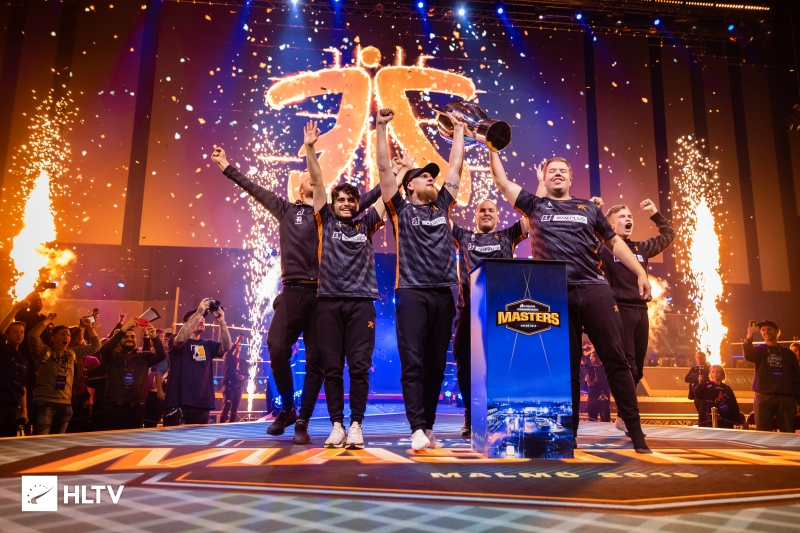 fnatic beat Vitality to win DreamHack Masters Malmö
