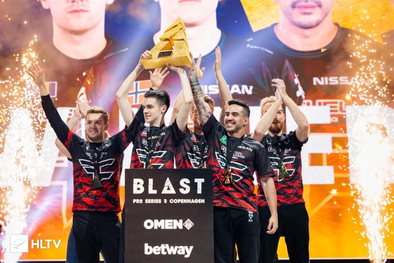FaZe beat NiP to win BLAST Pro Series Copenhagen