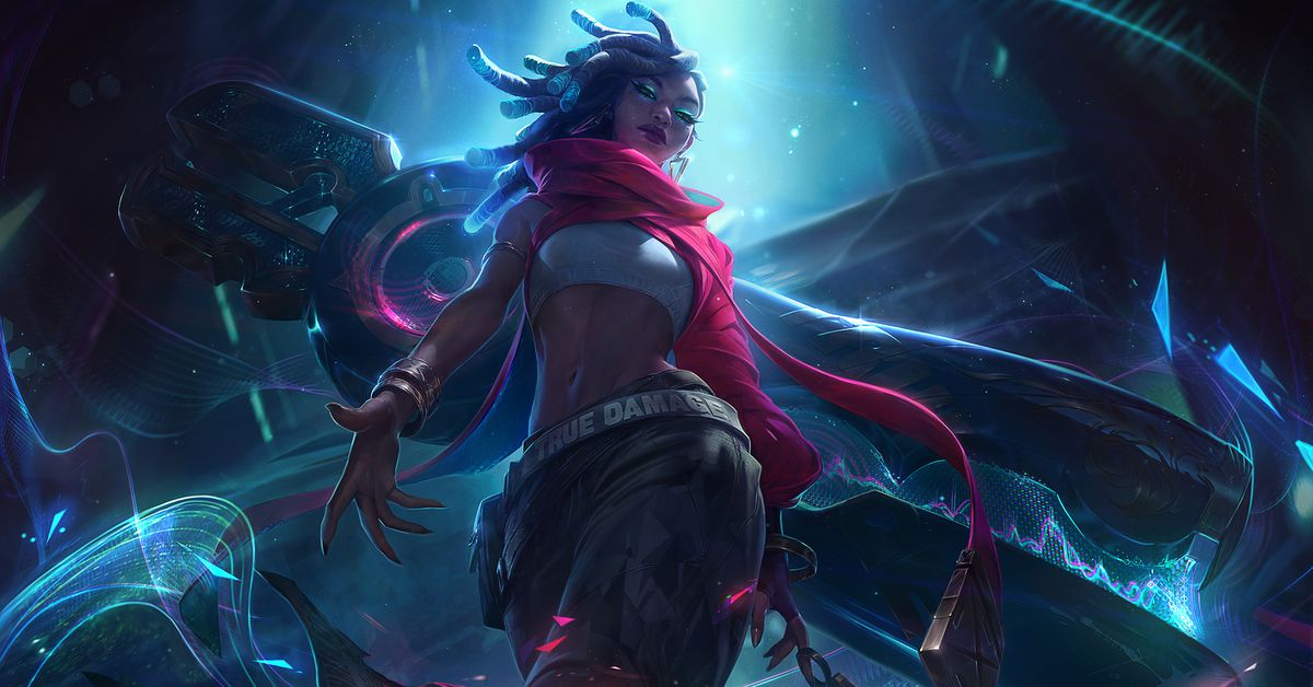 League of Legends patch 9.22 change list