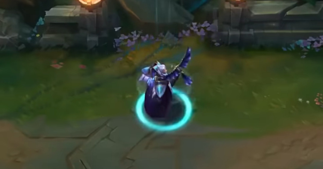 Swain is the next champion to get the Hextech treatment