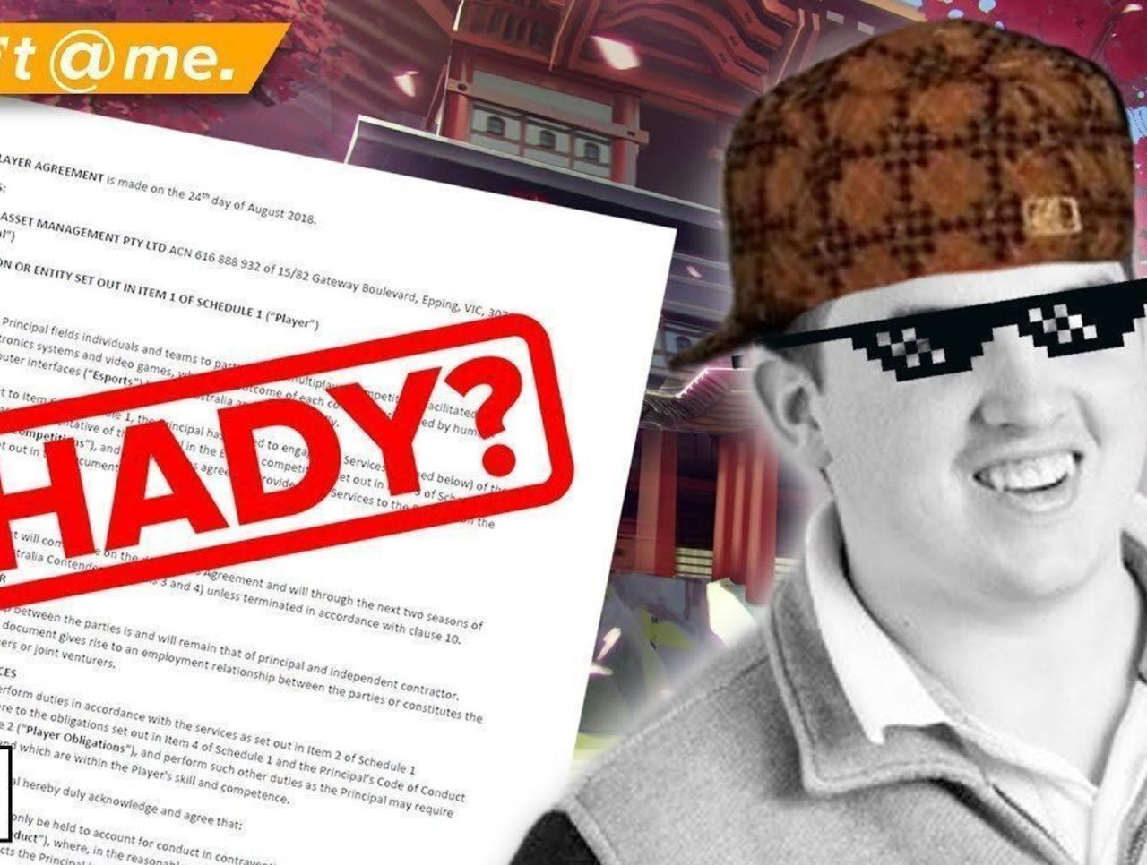 This Might be the Shadiest Contract in Esports