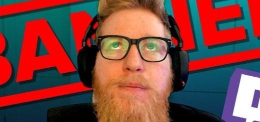 Banned for Streaming the CS:GO Major