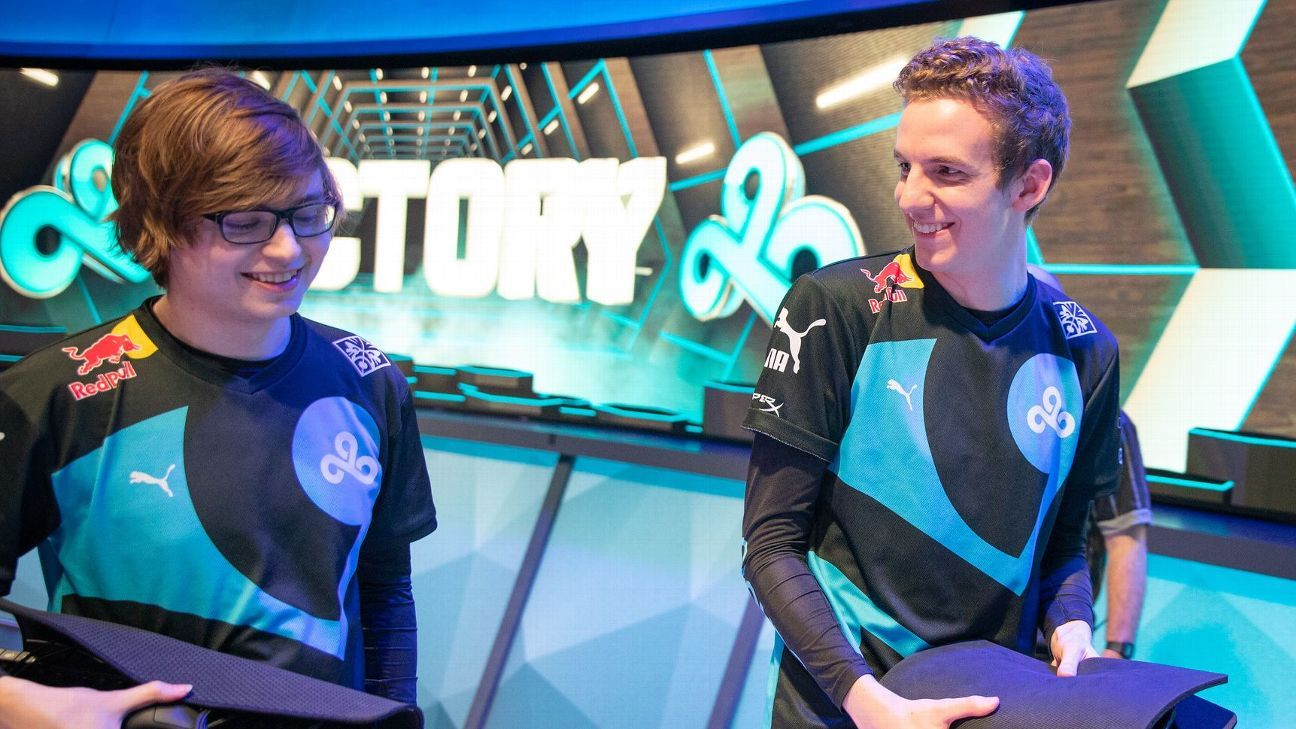 Cloud9 establishing new identity without Sneaky for LCS spring 2020